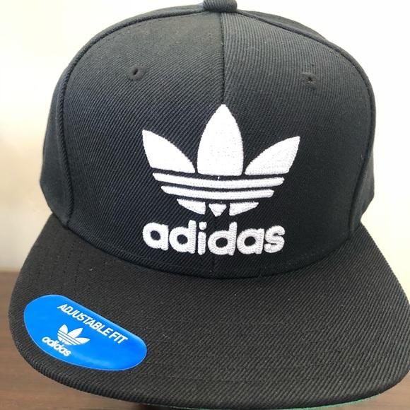 3d20284e1f4 Adidas Flat Bill hat
